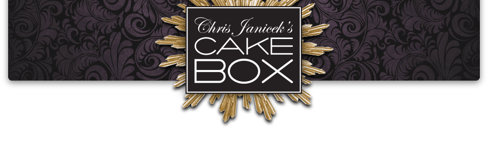 Chris Janicek Cake Box